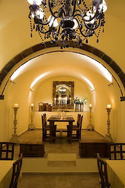 Grecia Santorini Imerovigli ANDROMEDA VILLA 3