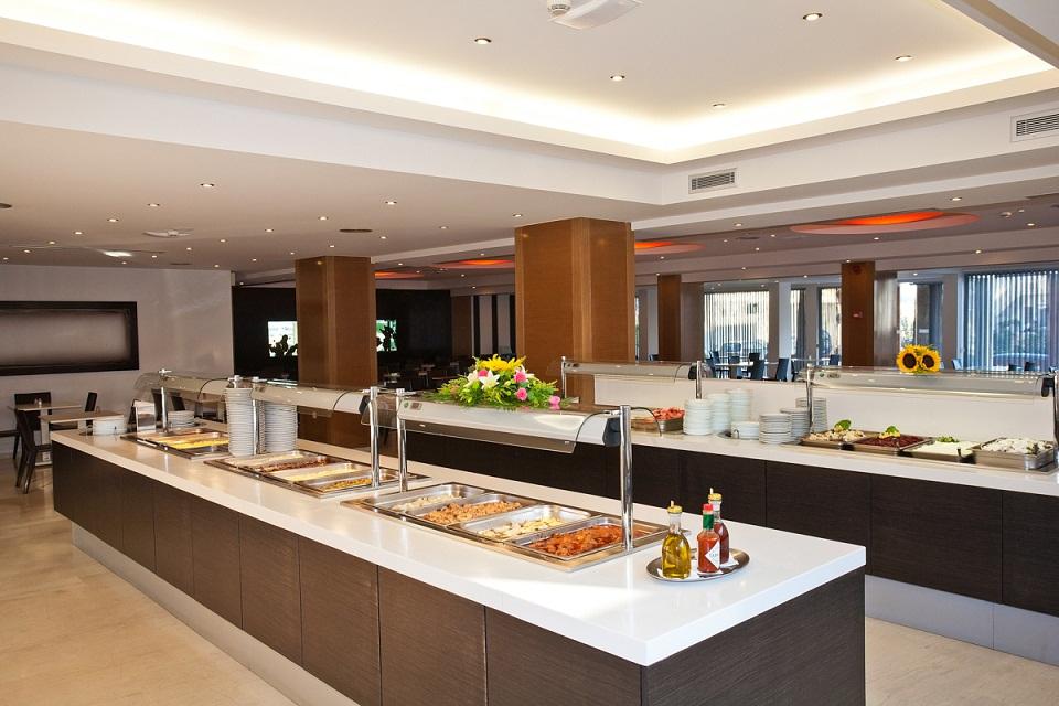 Grecia Rodos Rhodes ISLAND RESORTS MARISOL HOTEL (ex. LOMENIZ) 3
