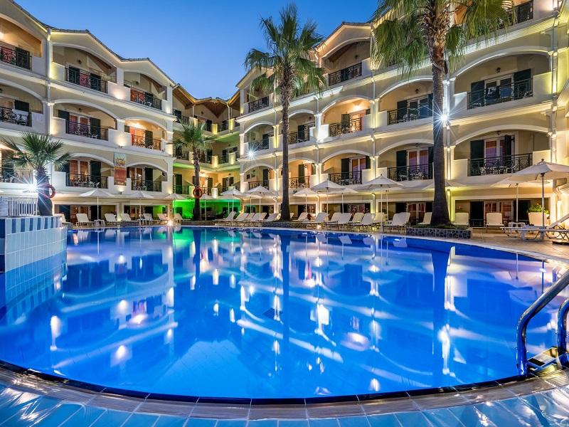 Grecia Zakynthos Laganas ATLANTIS HOTEL 1