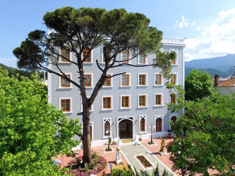 Grecia Thassos Limenas A FOR ART HOTEL 1