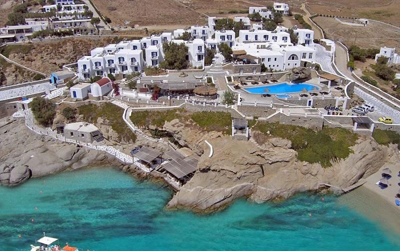 Grecia Mykonos Kalafatis ANASTASIA VILLAGE HOTEL 1