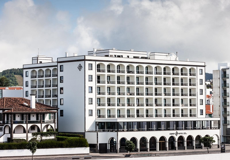 Portugalia Azore - Ponta Delgada Sao Miguel GRAND HOTEL ACORES ATLANTICO 1