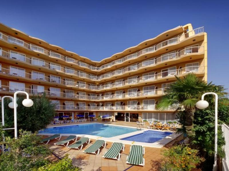 Spania Costa Brava Calella GFH HOTEL VOLGA 1