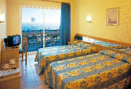 Spania Costa Brava Calella GFH HOTEL VOLGA 2