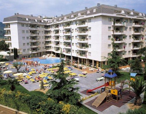 Spania Costa Brava Santa Susanna AQUA-HOTEL MONTAGUT 1
