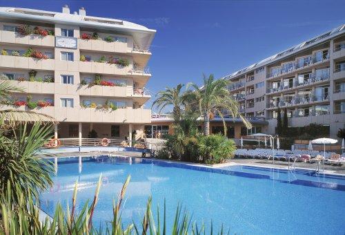 Spania Costa Brava Santa Susanna AQUA-HOTEL ONABRAVA 1