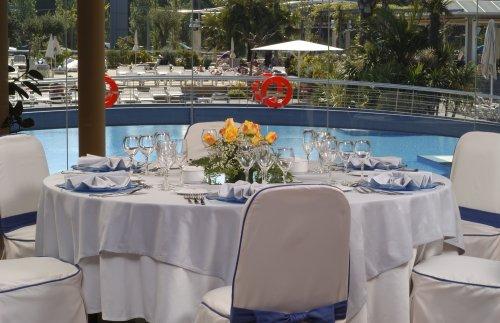 Spania Costa Brava Santa Susanna AQUA-HOTEL ONABRAVA 3