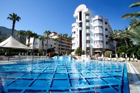 Turcia Marmaris  AQUA HOTEL 1