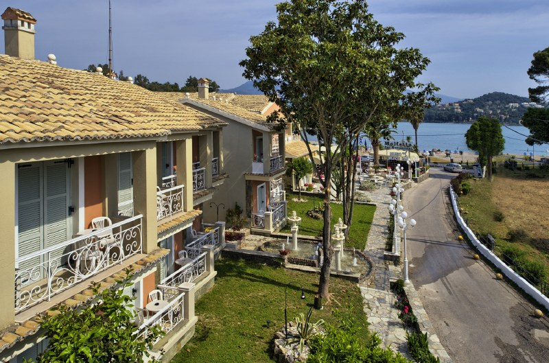 Grecia Corfu Gouvia MOLFETTA BEACH 4
