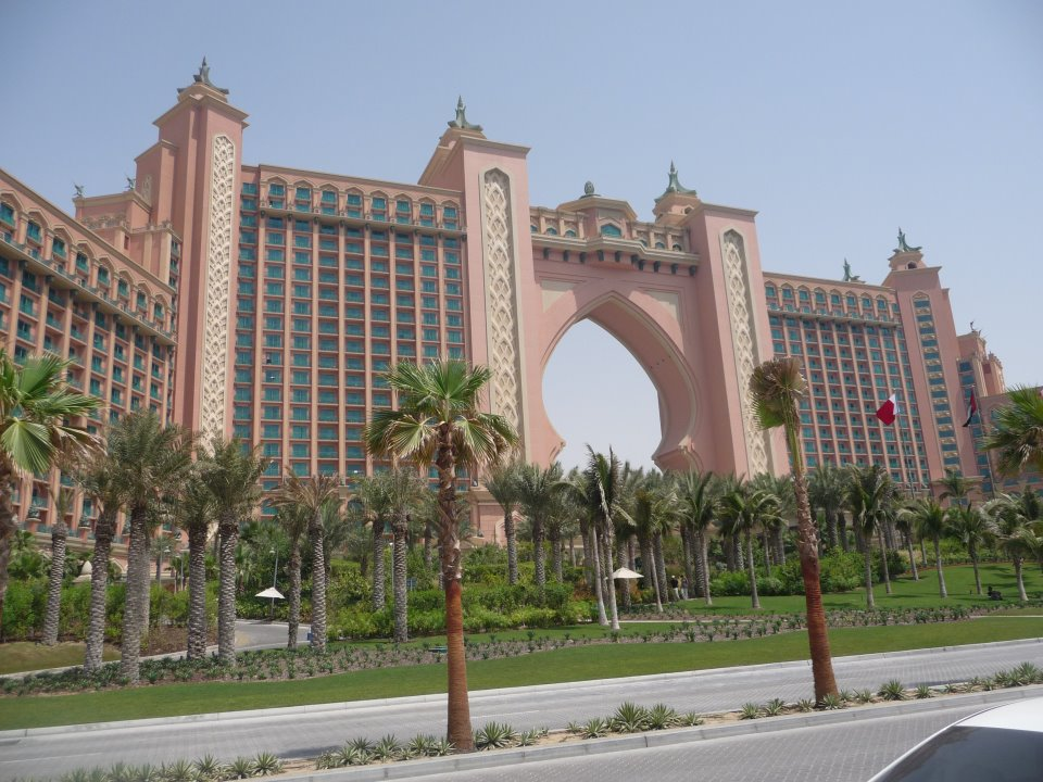 Emiratele Arabe Unite Dubai Palm Jumeirah ATLANTIS THE PALM 1