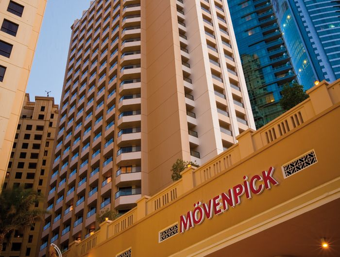 Emiratele Arabe Unite Dubai Jumeirah MOVENPICK JUMEIRAH BEACH 1