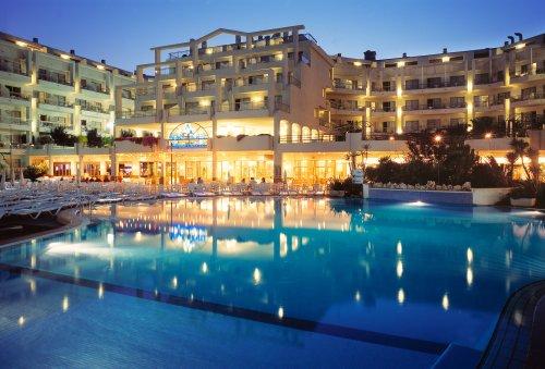 Spania Costa Brava Santa Susanna AQUA-HOTEL AQUAMARINA & SPA 1