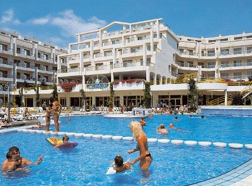 Spania Costa Brava Santa Susanna AQUA-HOTEL AQUAMARINA & SPA 2