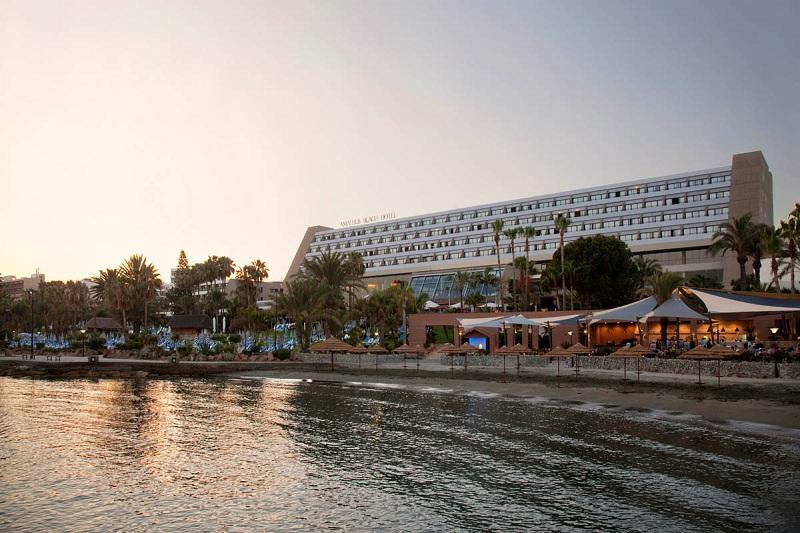 Cipru Larnaca Limassol AMATHUS BEACH 1