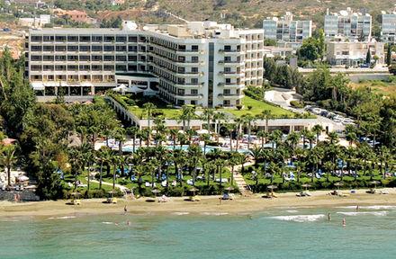 Cipru Larnaca Limassol GRAND RESORT BEACH 1