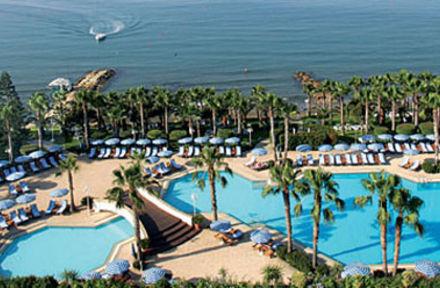 Cipru Larnaca Limassol GRAND RESORT BEACH 2