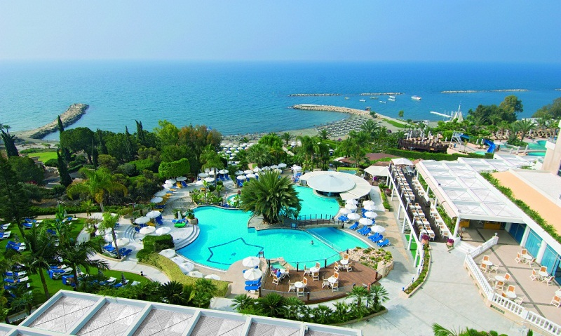 Cipru Larnaca Limassol MEDITERRANEAN BEACH 1