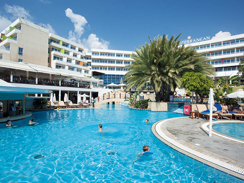 Cipru Larnaca Limassol MEDITERRANEAN BEACH 2
