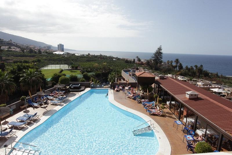 Spania Tenerife Puerto De La Cruz TURQUESA PLAYA - OFERTA SENIORI 55+ 6