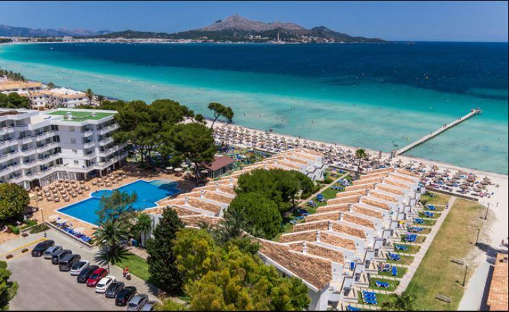 Spania Mallorca Alcudia GRUPOTEL LOS PRINCIPES & SPA HOTEL 1