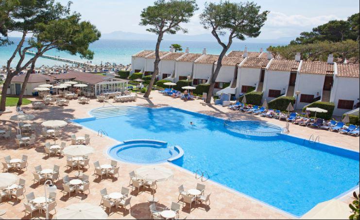 Spania Mallorca Alcudia GRUPOTEL LOS PRINCIPES & SPA HOTEL 3
