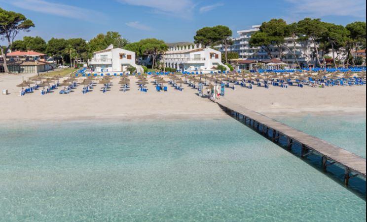 Spania Mallorca Alcudia GRUPOTEL LOS PRINCIPES & SPA HOTEL 6