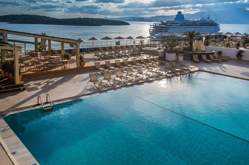 Grecia Creta - Heraklion Agios Nikolaos HERMES HOTEL 1