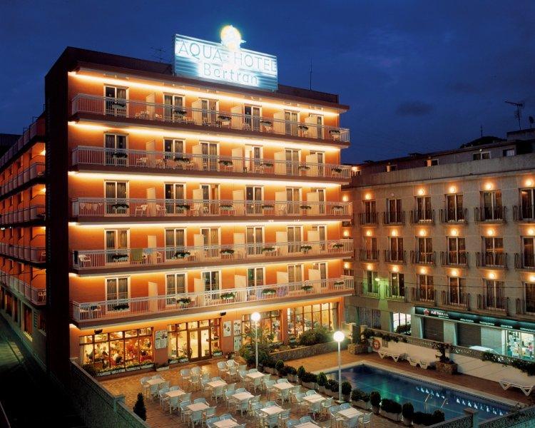 Spania Costa Brava Lloret De Mar AQUA HOTEL BERTRAN PARK 1