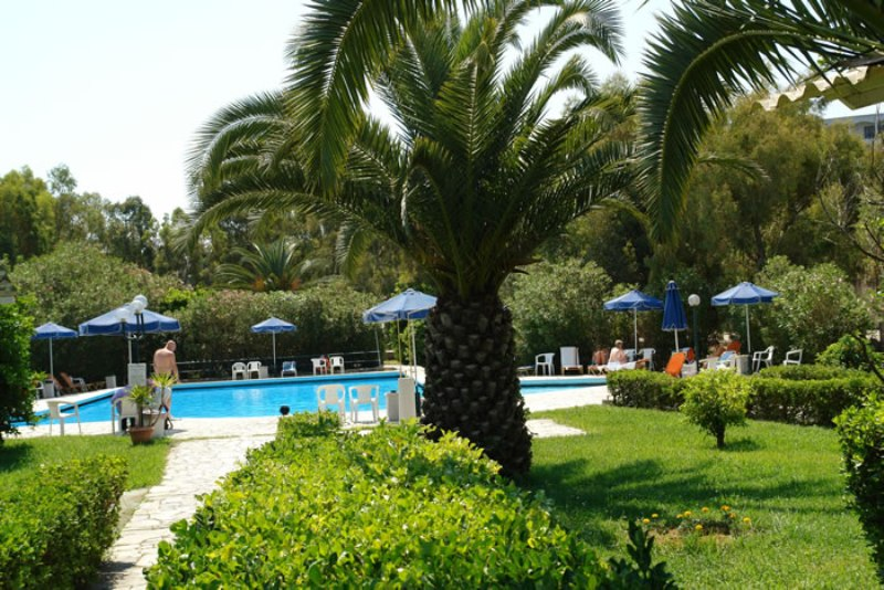 Grecia Corfu Dassia LIVADI NAFSIKA HOTEL 3