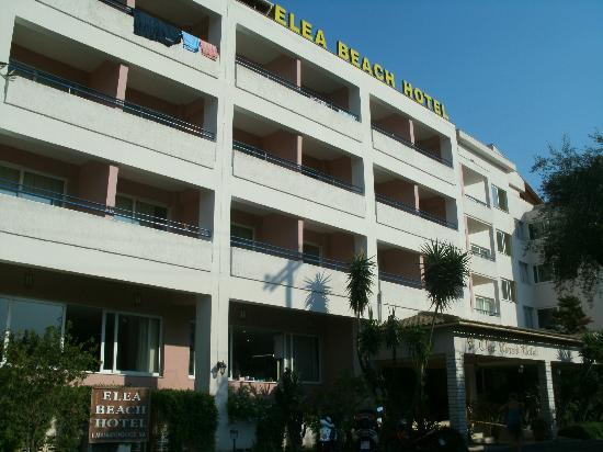 Grecia Corfu Dassia ELEA BEACH 1