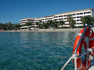 Grecia Corfu Dassia ELEA BEACH 2