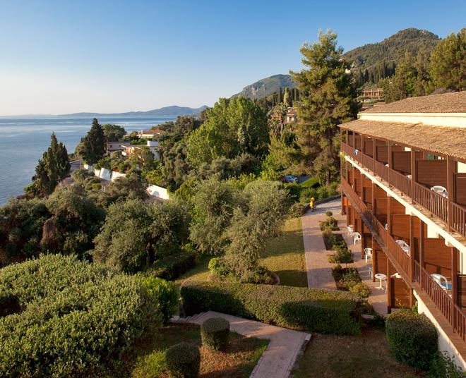 Grecia Corfu Perama AEOLOS BEACH RESORT 1