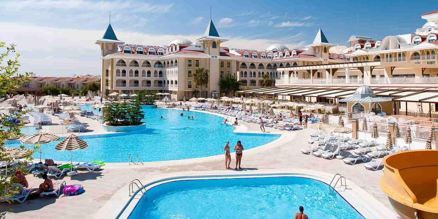 Early booking Alanya, Turcia  CONCORDIACELES 62345